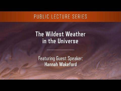 The Wildest Weather in the Universe