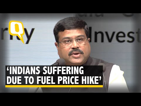 'Accept that Indian People Are Suffering': Petroleum Minister on Fuel Price Hike
