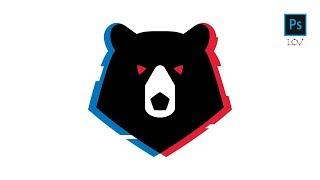 Логотип Российской Премьер-Лиги / векторизация / cmyk