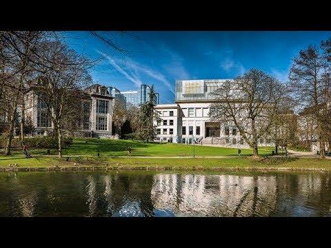 Bruxelles : Le Parc Léopold par Catherine Boone