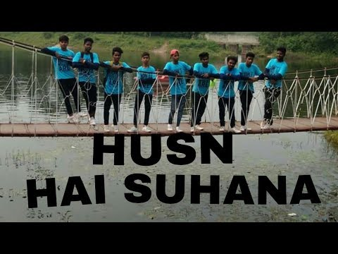 BAJRANG BOY'S...  Husn hai suhana (cooli no. 1 )