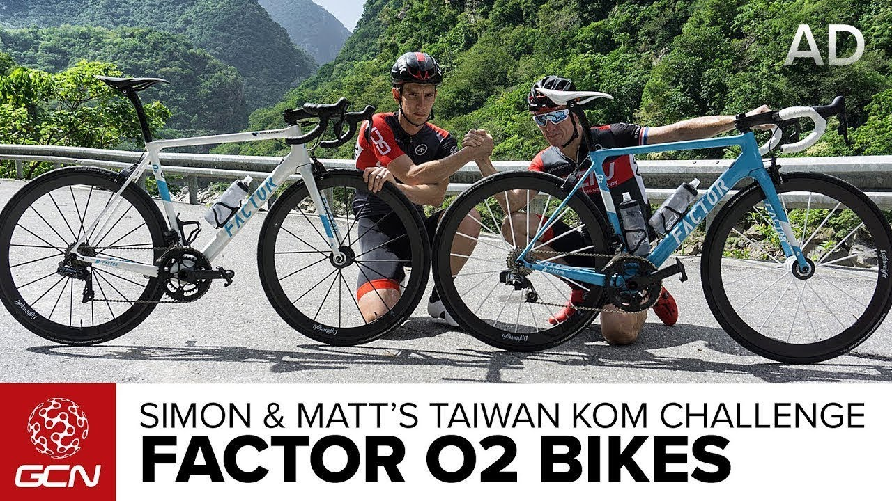 Factor Bikes - Passion for excellence for the road and beyond