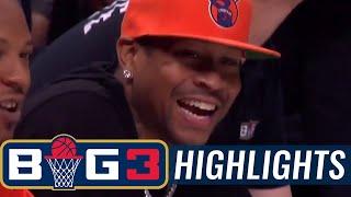 3s Company vs Ball Hogs | BIG3 HIGHLIGHTS