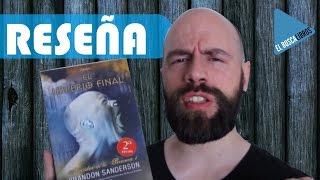 El Imperio Final, de Brandon Sanderson (Ediciones B)