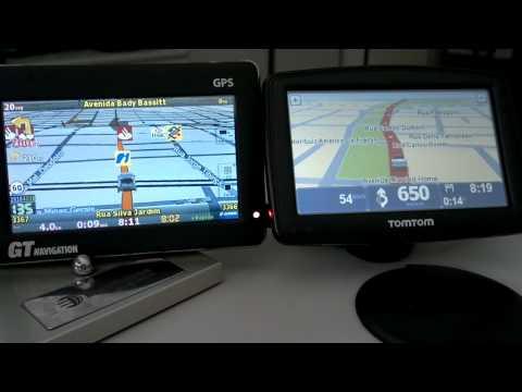 Lark freebird 50.1se working with iGO Primo
