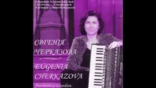 SCHERZO CAPRICCIOSO s. xi, n. 80 - F. Mendelssohn (Eugenia Cherkazova)