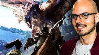 Monster Hunter: World - PC Version mit Gregor