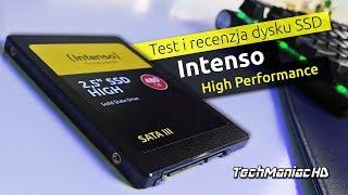 Test i recenzja SSD Intenso High Performance