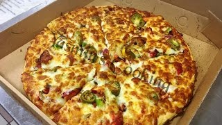 Chicken Tikka Pizza Made in my takeaway (how to make Chicken tikka pizza)