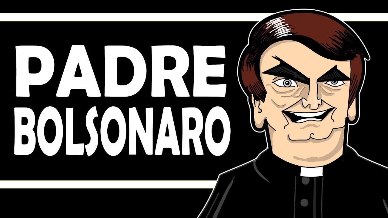 E SE... Bolsonaro fosse PADRE, TREINADOR DE FUTEBOL ou MÉDICO?