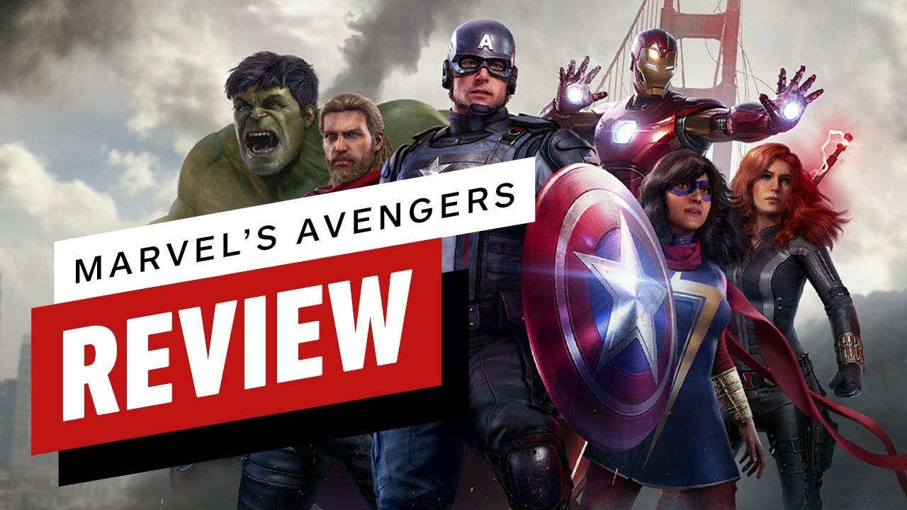 Marvel's Avengers Review (Video Game Video Review)