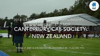 06 Canterbury Caledonian Society - New Zealand