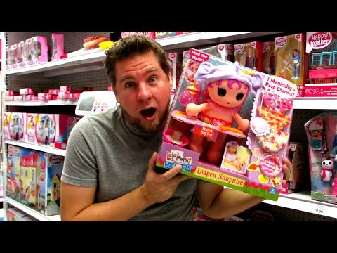 TOY HUNTING - My Little Pony, Lalaloopsy, Littlest Pet Shop, Toy Story