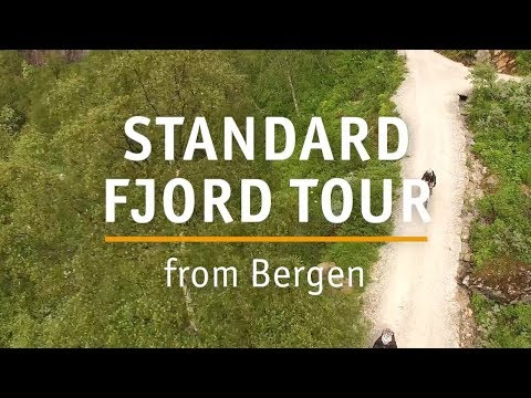 Standard Fjord Tour From Bergen With Norway Active Youtube