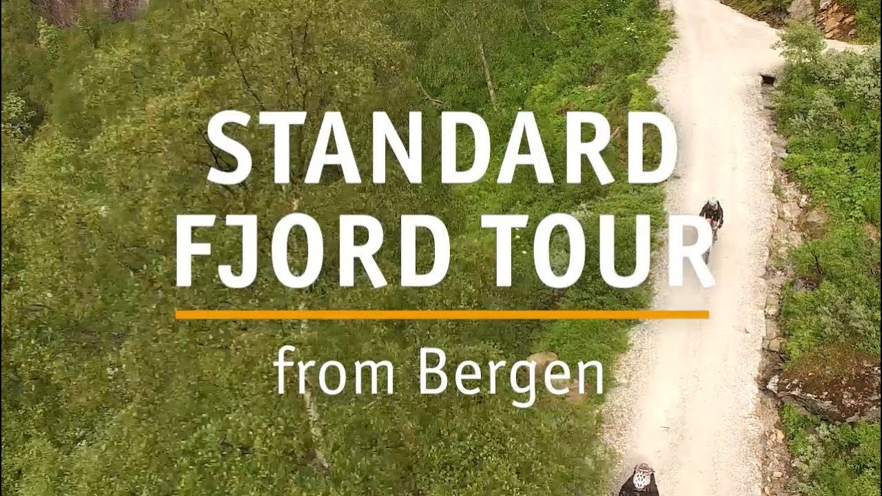Thumbnail: Standard Fjord Tour from Bergen (with Norway Active)