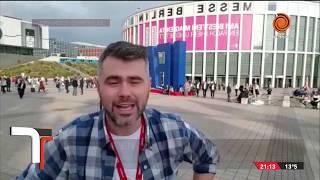 Telenoche en Berlin: Avances tecno