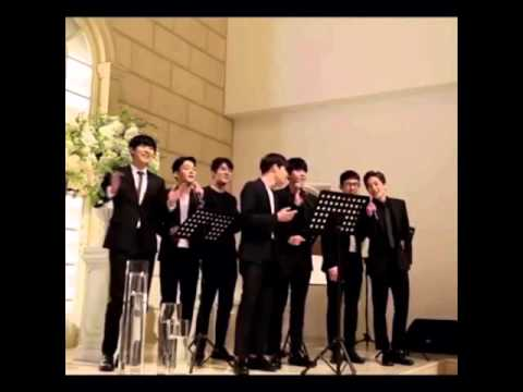 160506 EXO - 좋아좋아 (I Like You) at Lee Seunghwan Manager's Wedding