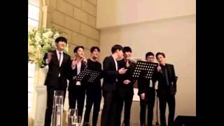 Download Video 160506 EXO - 좋아좋아 (I Like You) at Lee Seunghwan Manager's Wedding MP3 3GP MP4