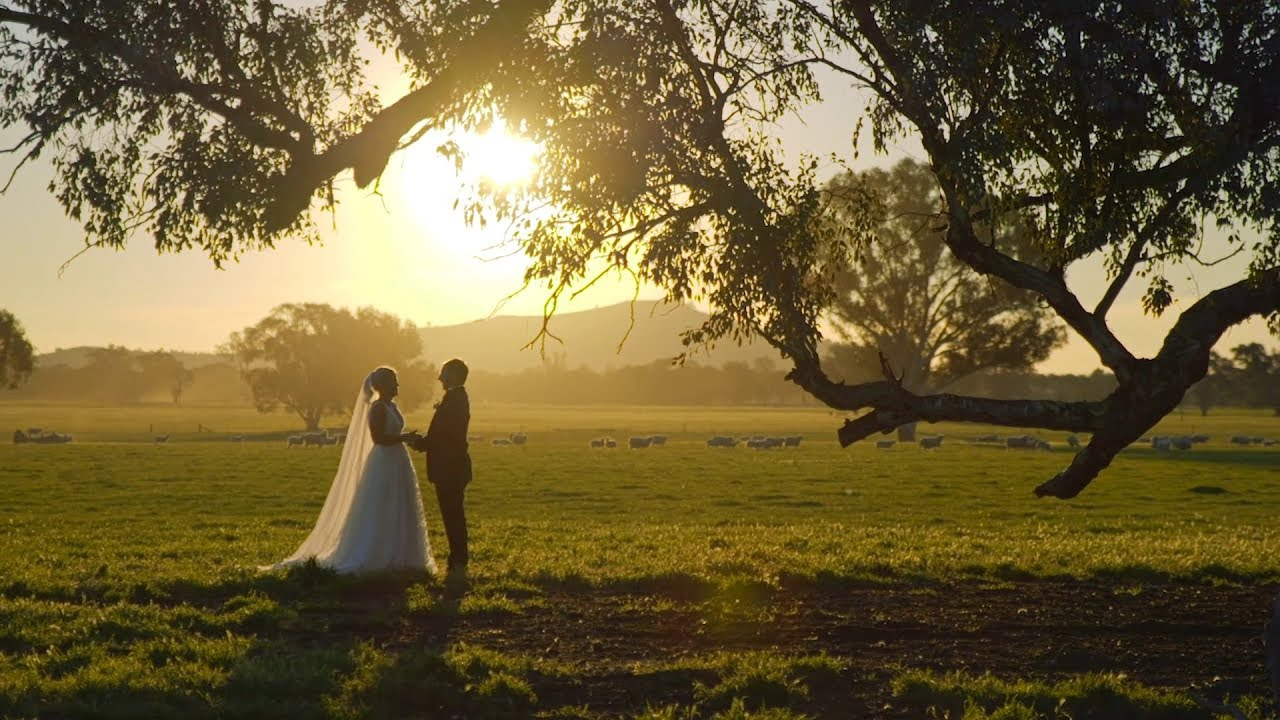 Wedding Video Highlights - Airlie and Huey 2018