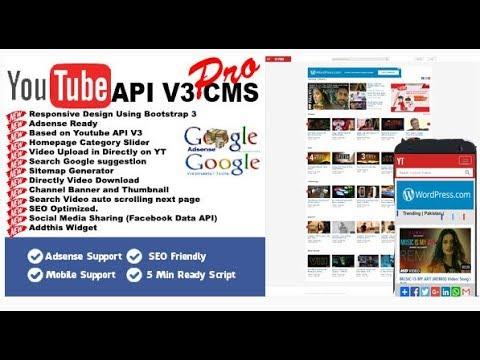 youtube download video api