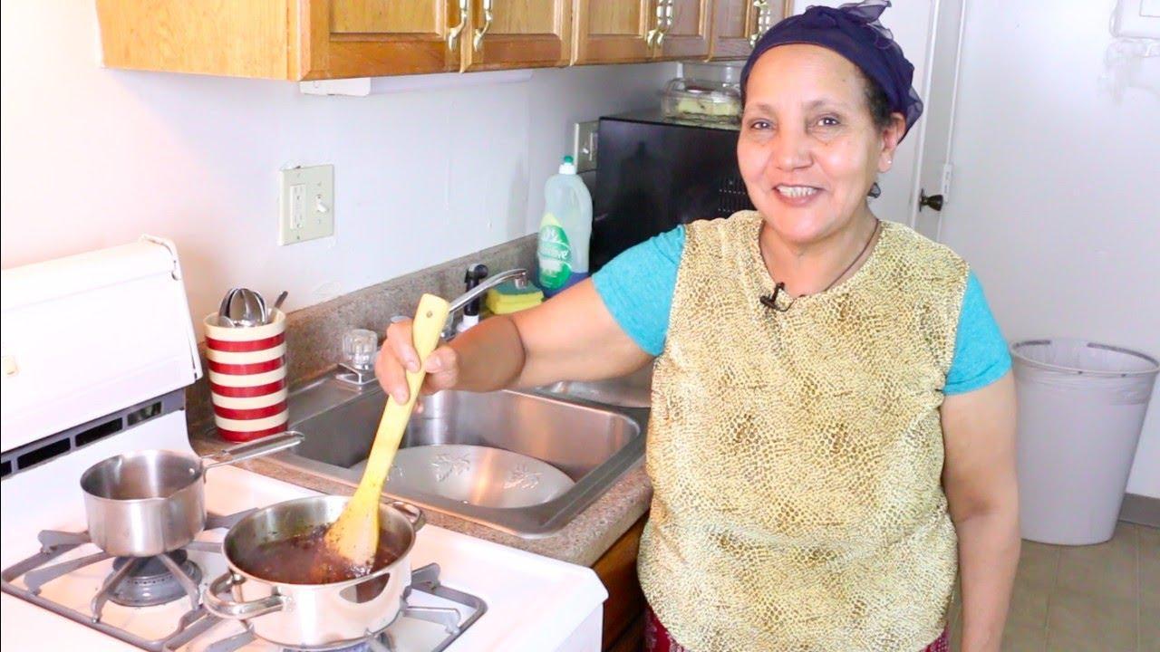 Ethiopian Cooking/Food - How to Make Flaxseed Stew - የተልባ ወጥ አሰራር