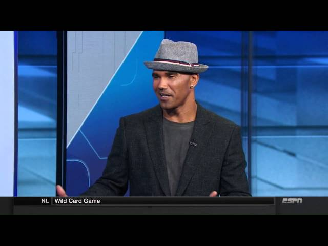 SHEMAR MOORE on ESPN SPORTS CENTER Part 2