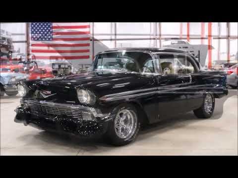 1956 Chevy BelAir black
