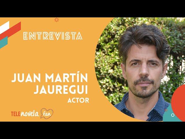Entrevista Exclusiva: Juan Martín Jauregui e 'Imperio de Mentiras'
