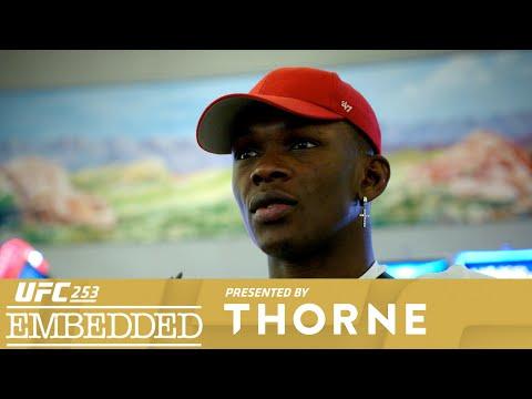 UFC 253 Embedded: Vlog Series - Episode 1