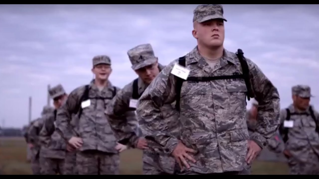 U.S. Air Force: Commissioned Officer Training (COT) Overview