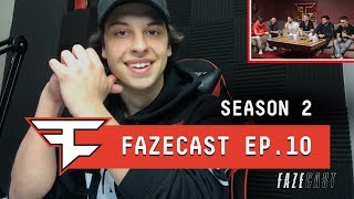 MEET THE NEW FAZE MEMBER! - #FaZeCast S2E10 w/ Cizzorz