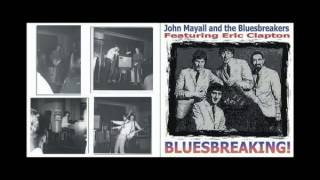 John Mayall and the Bluesbreakers/Eric Clapton - I´m Your Witchdoctor