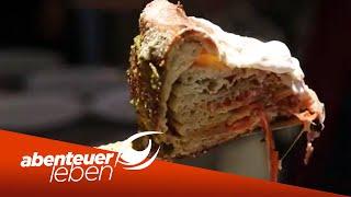 Pizza-Torte, Pizza-Pommes und Pizza-Waffel (2)   Abenteuer Leben