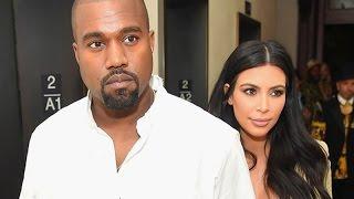 Kim Kardashian & Kanye West Marriage in TROUBLE?   Hollywood High