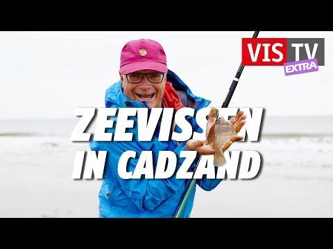 VIS TV Extra #43 - Zeevissen in Cadzand met Ed en Marco