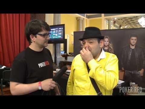 EPT San Remo 2014 día 4  Entrevista a Mikel Gurrea