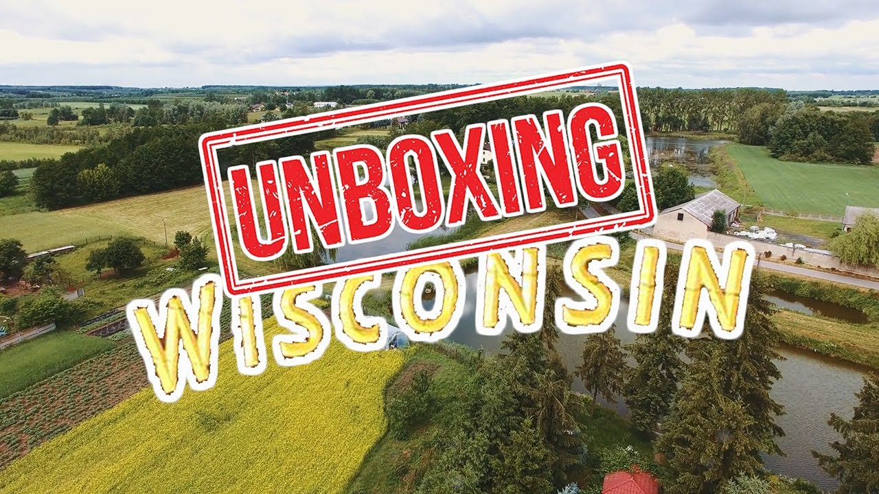 UNBOXING WISCONSIN: What It's Like Living in WISCONSIN