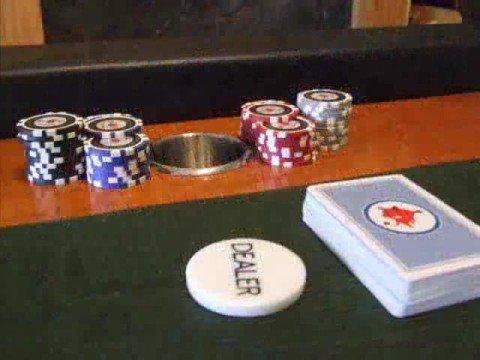 Home Built Poker Table