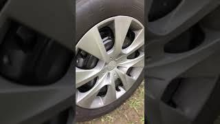 Bruit couinement roue avant gauche Peugeot 208