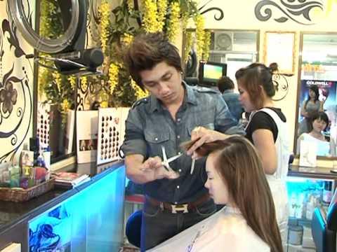 Nhà tạo mẫu tóc Nguyễn Tùng