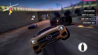 Asphalt 9- Mercedes AMG GT Test Drive