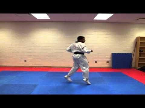 Martial Arts Club Promo