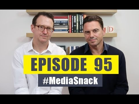#MediaSnack 95: Accenture buying Publicis Groupe