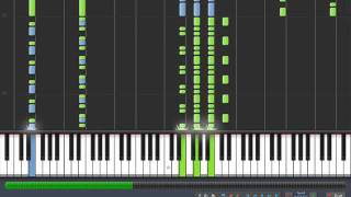 Darude: Sandstorm (Synthesia)