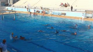Water Polo Match NAOK - ΗΛΥΣΙΑΚΟΣ 12 - 7