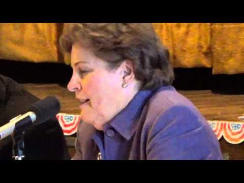 Jeanne Shaheen Gets Booed For Interrupting Scott Brown