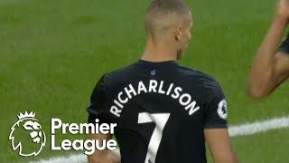 Richarlison equalizes for Everton against Arsenal | Premier League | NBC Sports