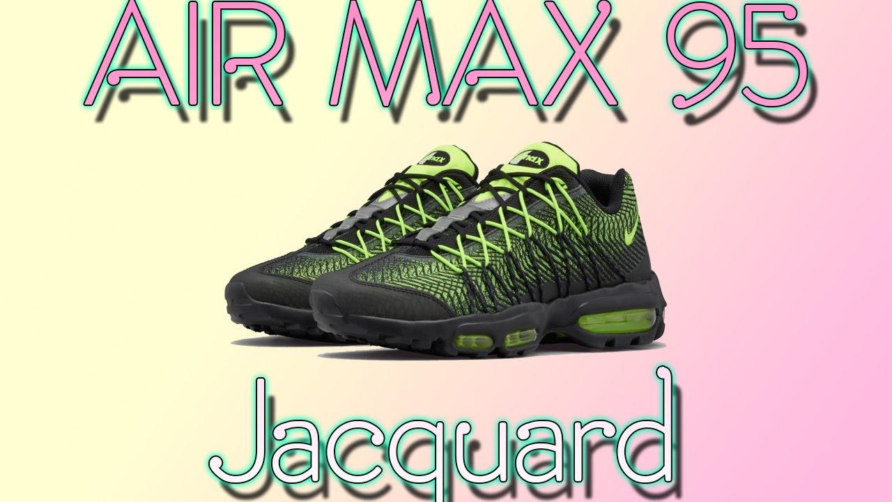 best cheap ef268 1386a ... clearance nike air max 95 jacquard aliexpress 61e7d 42d36