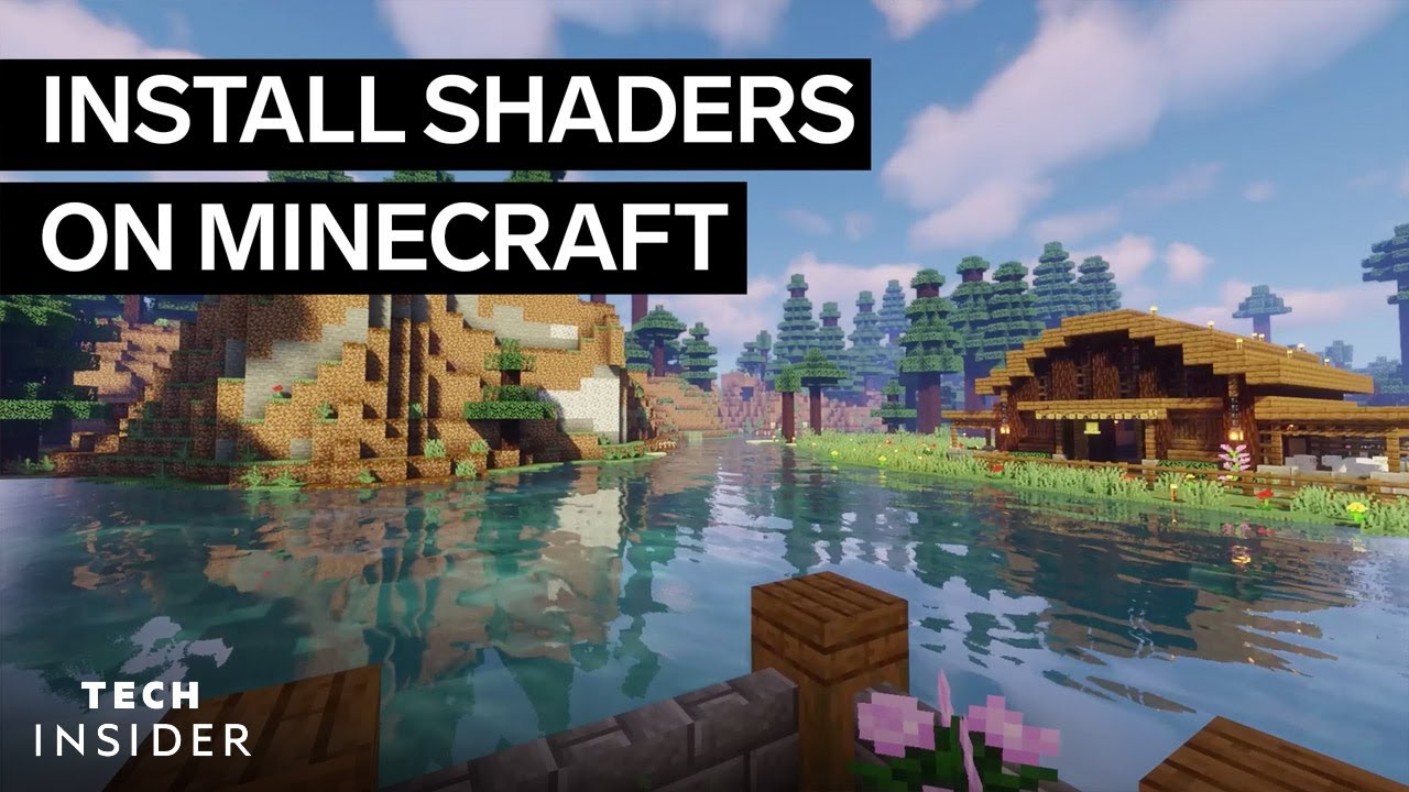 How To Install Shaders On Minecraft PC