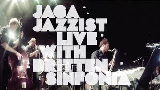 jaga jazzist   39one armed bandit39 live with britten sinfonia